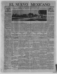 El Nuevo Mexicano, 09-07-1916