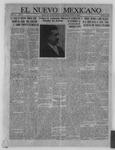 El Nuevo Mexicano, 10-12-1916