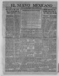 El Nuevo Mexicano, 11-23-1916