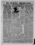El Nuevo Mexicano, 10-25-1917