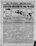 El Nuevo Mexicano, 04-11-1918