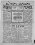 El Nuevo Mexicano, 04-25-1918