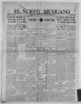 El Nuevo Mexicano, 05-23-1918