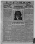 El Nuevo Mexicano, 01-09-1919