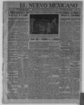 El Nuevo Mexicano, 03-25-1920