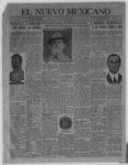 El Nuevo Mexicano, 05-27-1920