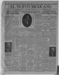 El Nuevo Mexicano, 10-14-1920 by La Compania Impresora del Nuevo Mexicano
