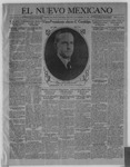 El Nuevo Mexicano, 11-18-1920 by La Compania Impresora del Nuevo Mexicano