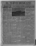 El Nuevo Mexicano, 12-09-1920 by La Compania Impresora del Nuevo Mexicano