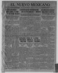 El Nuevo Mexicano, 12-16-1920 by La Compania Impresora del Nuevo Mexicano