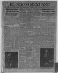 El Nuevo Mexicano, 12-30-1920 by La Compania Impresora del Nuevo Mexicano