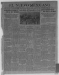El Nuevo Mexicano, 01-06-1921 by La Compania Impresora del Nuevo Mexicano
