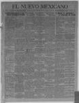 El Nuevo Mexicano, 01-13-1921 by La Compania Impresora del Nuevo Mexicano