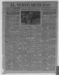 El Nuevo Mexicano, 01-20-1921 by La Compania Impresora del Nuevo Mexicano