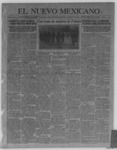 El Nuevo Mexicano, 02-03-1921 by La Compania Impresora del Nuevo Mexicano