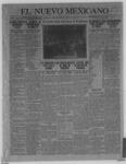 El Nuevo Mexicano, 02-24-1921 by La Compania Impresora del Nuevo Mexicano