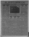 El Nuevo Mexicano, 03-17-1921 by La Compania Impresora del Nuevo Mexicano