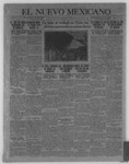El Nuevo Mexicano, 03-24-1921 by La Compania Impresora del Nuevo Mexicano