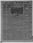 El Nuevo Mexicano, 03-31-1921 by La Compania Impresora del Nuevo Mexicano