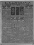 El Nuevo Mexicano, 04-21-1921 by La Compania Impresora del Nuevo Mexicano
