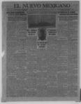El Nuevo Mexicano, 04-28-1921 by La Compania Impresora del Nuevo Mexicano