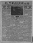 El Nuevo Mexicano, 05-05-1921 by La Compania Impresora del Nuevo Mexicano