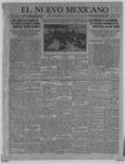 El Nuevo Mexicano, 05-19-1921 by La Compania Impresora del Nuevo Mexicano