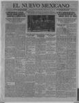 El Nuevo Mexicano, 05-26-1921 by La Compania Impresora del Nuevo Mexicano