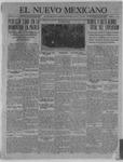 El Nuevo Mexicano, 06-09-1921 by La Compania Impresora del Nuevo Mexicano