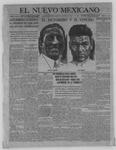 El Nuevo Mexicano, 07-07-1921 by La Compania Impresora del Nuevo Mexicano