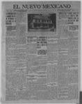 El Nuevo Mexicano, 08-04-1921 by La Compania Impresora del Nuevo Mexicano