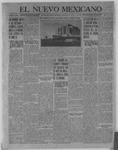 El Nuevo Mexicano, 08-11-1921 by La Compania Impresora del Nuevo Mexicano