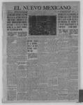 El Nuevo Mexicano, 08-18-1921 by La Compania Impresora del Nuevo Mexicano