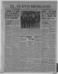 El Nuevo Mexicano, 09-01-1921 by La Compania Impresora del Nuevo Mexicano