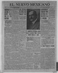 El Nuevo Mexicano, 09-15-1921 by La Compania Impresora del Nuevo Mexicano