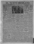 El Nuevo Mexicano, 09-29-1921 by La Compania Impresora del Nuevo Mexicano