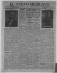 El Nuevo Mexicano, 10-06-1921 by La Compania Impresora del Nuevo Mexicano