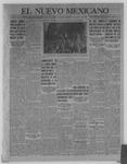 El Nuevo Mexicano, 10-13-1921 by La Compania Impresora del Nuevo Mexicano
