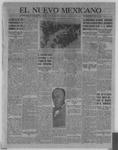 El Nuevo Mexicano, 10-20-1921 by La Compania Impresora del Nuevo Mexicano