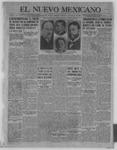 El Nuevo Mexicano, 10-27-1921 by La Compania Impresora del Nuevo Mexicano