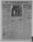El Nuevo Mexicano, 12-01-1921 by La Compania Impresora del Nuevo Mexicano