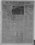 El Nuevo Mexicano, 12-15-1921 by La Compania Impresora del Nuevo Mexicano