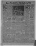 El Nuevo Mexicano, 01-05-1922 by La Compania Impresora del Nuevo Mexicano