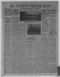 El Nuevo Mexicano, 01-12-1922 by La Compania Impresora del Nuevo Mexicano