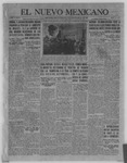 El Nuevo Mexicano, 01-19-1922 by La Compania Impresora del Nuevo Mexicano