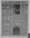 El Nuevo Mexicano, 01-26-1922 by La Compania Impresora del Nuevo Mexicano