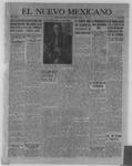 El Nuevo Mexicano, 02-16-1922 by La Compania Impresora del Nuevo Mexicano