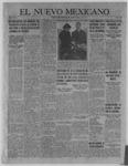 El Nuevo Mexicano, 03-09-1922 by La Compania Impresora del Nuevo Mexicano