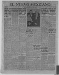 El Nuevo Mexicano, 03-16-1922 by La Compania Impresora del Nuevo Mexicano