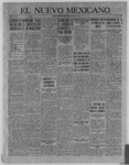 El Nuevo Mexicano, 03-30-1922 by La Compania Impresora del Nuevo Mexicano